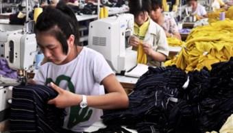 Salario Textil Mexicano Bajo China Industria
