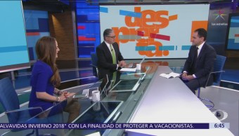 Ingreso es lo más novedoso del paquete económico 2019, dice Arturo Herrera