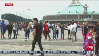 Inicia 'Operativo Basílica 2018', para evitar abusos contra peregrinos