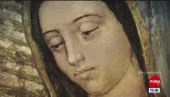 Investigación de los ojos de la Virgen