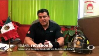 Ismael Figueroa Acusa Ataque Dirigente Bomberos Disidentes