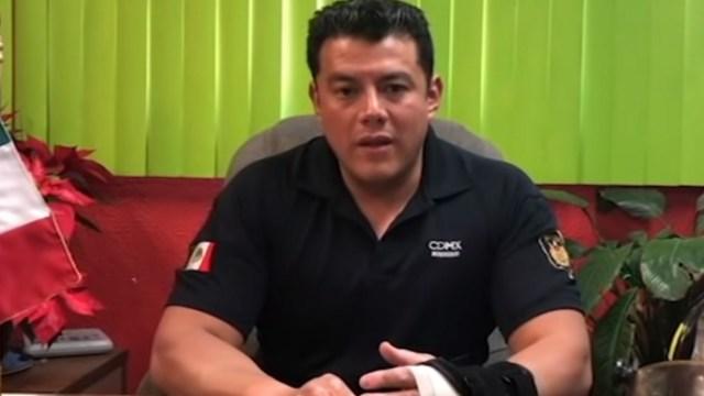 Ismael Figueroa reaparece y acusa al líder de bomberos disidentes de ataque en su contra