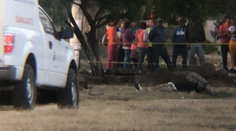 Guanajuato violencia; Matan a cinco jornaleros en Irapuato