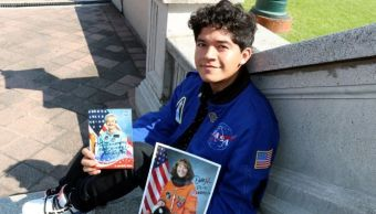 Joven que ganó concurso de la NASA debe dinero a su escuela