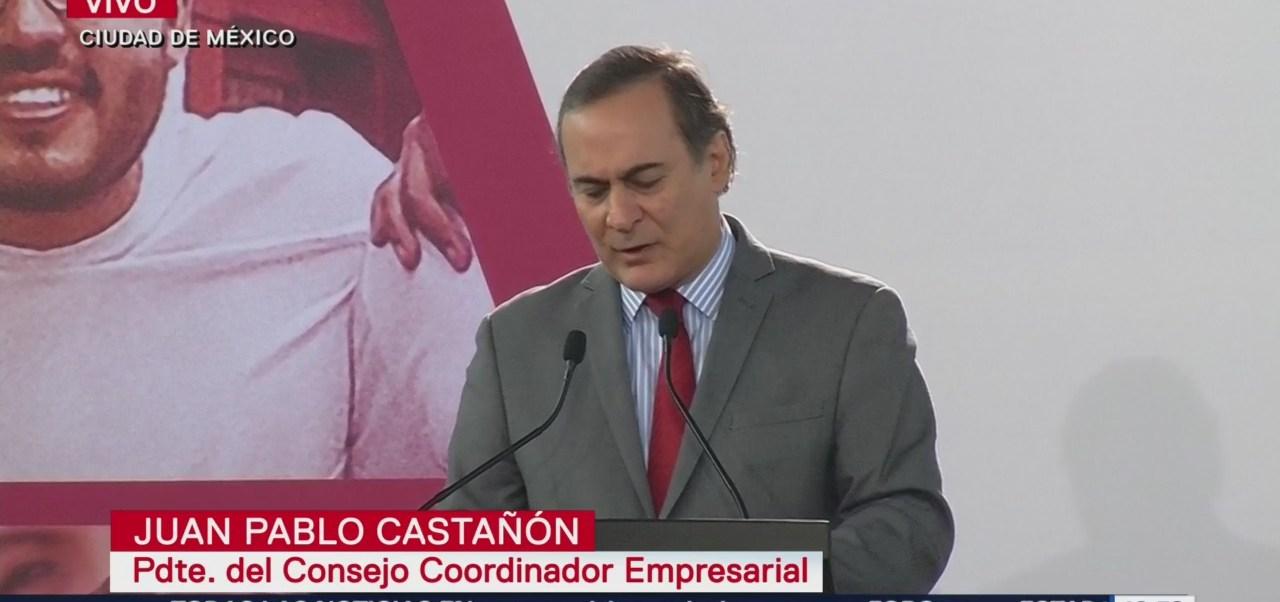 Juan Pablo Castañón: Empresas se convertirán en tutores de estudiantes