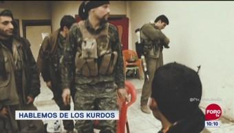 La historia de los kurdos
