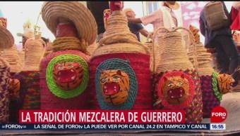 La Tradición Mezcalera De Guerrero Bebida Artesanal