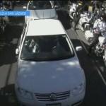 AMLO avanza por la CDMX rumbo al Palacio Legislativo
