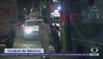 Muere presunto ladrón durante asalto en el sur de la CDMX