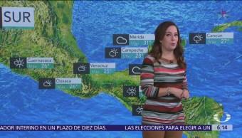 Frente frío 20 entrará por Tijuana, Baja California