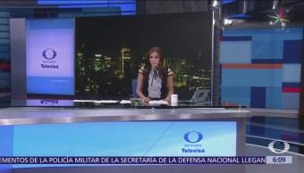 Las noticias, con Danielle Dithurbide: Programa del 13 de diciembre del 2018