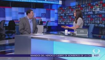 Las noticias, con Danielle Dithurbide: Programa del 18 de diciembre del 2018