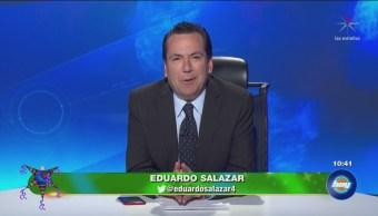 Las noticias con Lalo Salazar en Hoy del 19 de diciembre del 2018