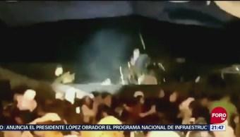 Revelan Video Sobre Impacto De Tsunami En Indonesia, Video, Impacto De Tsunami, Indonesia,