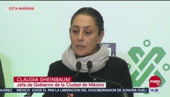 El Gobierno Anterior Dejó Deudas: Sheinbaum, Deudas, Claudia Sheinbaum, Jefa De Gobierno De La Ciudad De México, Secretaría De Finanzas, Nueva Administración Capitalina