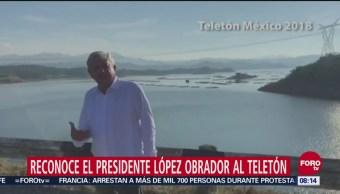 Reconoce El Presidente López Obrador La Labor Del Teletón, Teletón, Presidente, Andrés Manuel López Obrador, Personas Con Discapacidad