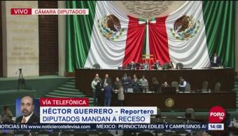 Diputados Inician Sesión Para Votar Presupuesto De Egresos 2019, Diputados, Inician Sesión, Presupuesto De Egresos 2019, Cámara De Diputados, Bloqueos De Campesinos