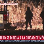 Levantan Cinco Cuerpos Zona Accidente Puebla