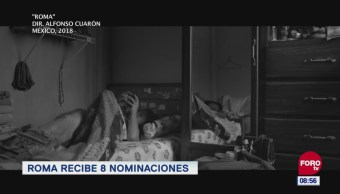 #LoEspectaculardeME: Roma recibe 8 nominaciones en los Critics' Choice Awards