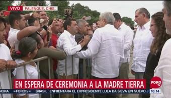 López Obrador Participará En Ritual De Anuencia Del Tren Maya, Presidente, Andrés Manuel López Obrador, Participará En Ritual De Anuencia, Tren Maya, Construcción Del Tren Maya