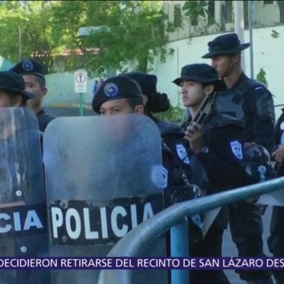 Gobierno de Nicaragua acusa de conspiración a dos periodistas