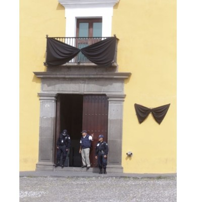Decretan luto de 3 días en Puebla por muerte de gobernadora Martha Erika Alonso