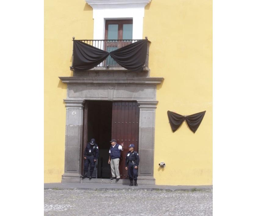 Puebla decreta 3 días de luto por muerte de gobernadora