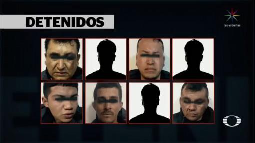 Registra Enfrentamiento Ixtapaluca Hay 8 Detenidos
