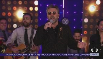Manuel Mijares ofrece un musical en Al Aire