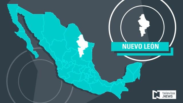 Detienen a dos jóvenes con droga en Guadalupe, Nuevo León.
