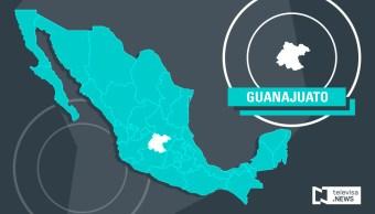 Toma clandestina provoca incendio en Pueblo Nuevo, Guanajuato