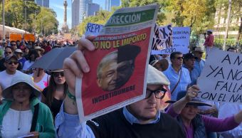 protestan plan de gobierno presidente andres manuel lopez obrador