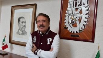 Director del IPN se baja 14 mil pesos de su sueldo
