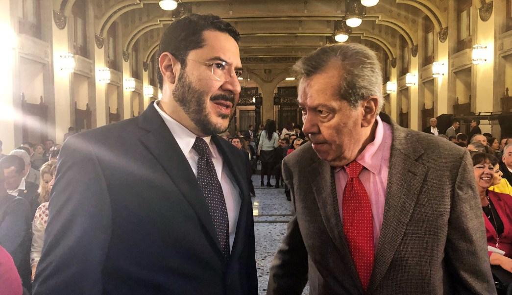 Senado se alista para recibir la Ley de Ingresos