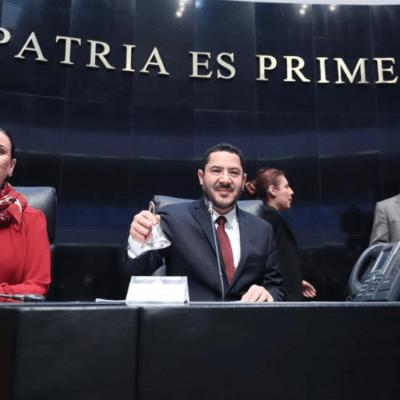 Senado respetará decisión del Tribunal Electoral sobre Puebla
