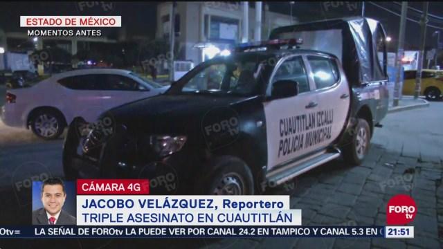 Matan Tres Hombres Restaurante Cuautitlán Izcalli