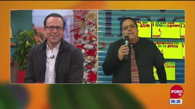 Matutino Express del 14 de diciembre con Esteban Arce (Parte 1)