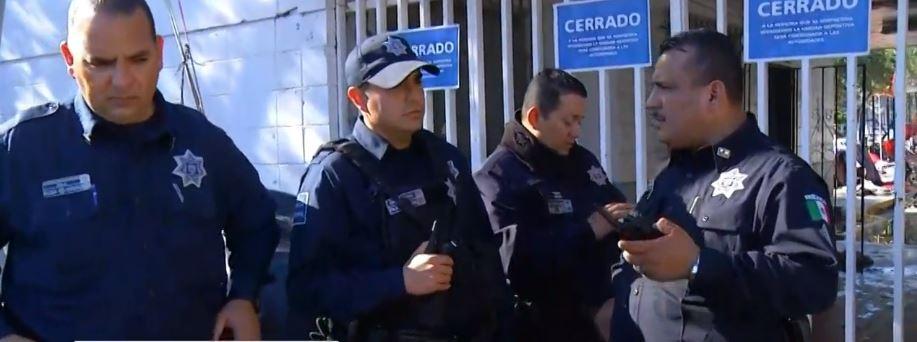 Migrantes centroamericanos, acusados de robo