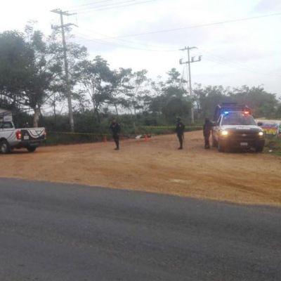 Atacan en Veracruz camión donde viajaban migrantes; hay un muerto