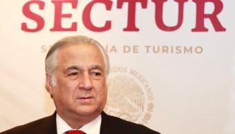 Miguel Torruco busca mayor promoción turística de México y adelgazamiento