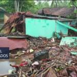Miles de personas desalojadas en Indonesia