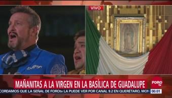 Millones Cantan Las Mañanitas Virgen De Guadalupe