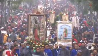 Millones Llegan Basílica De Guadalupe Con Historias