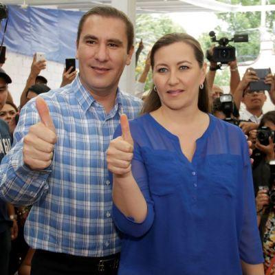 Notifican a Congreso de Puebla ausencia definitiva de la gobernadora Érika Alonso