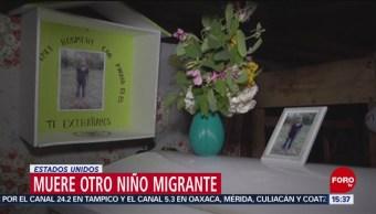 Muere Otro Menor Custodia Patrulla Fronteriza EU