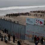 Trump: Muro construirán militares si demócratas no aprueban