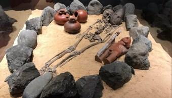Exhiben piezas arqueológicas rescatadas en Colima