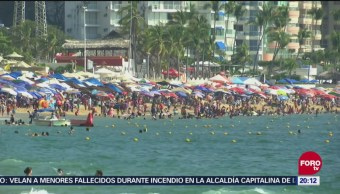 Ocupación Hotelera Alcanza En Acapulco Guerrero