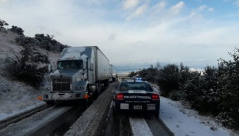 Seguridad Chihuahua; PF realiza operativo en carreteras