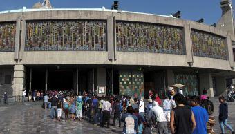 Este domingo inicia operativo Bienvenido Peregrino 2018 en la Basílica de Guadalupe